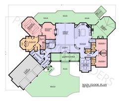 Sauvat Main Floor