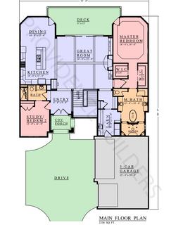 Colmar Main Floor