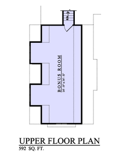 LeBroc Upper Plan