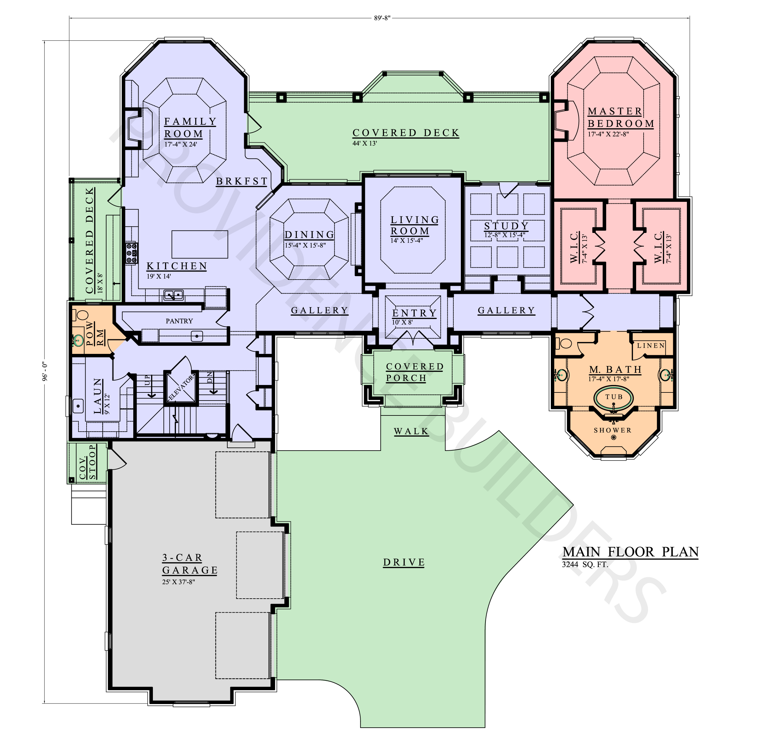 Talmont Main Floor