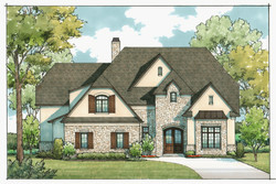 Wentworth Front Rendering