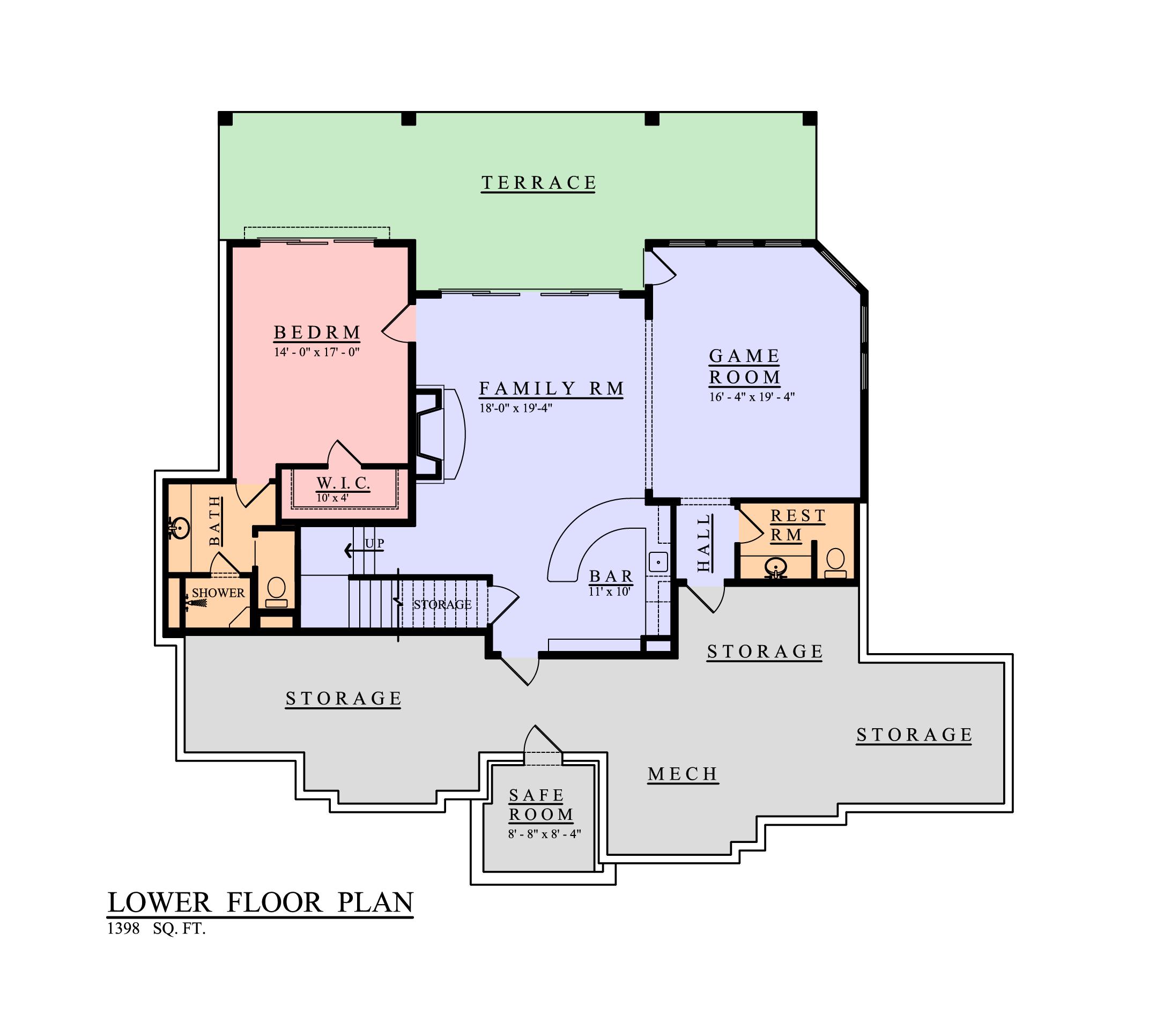 Hampshire Lower Plan
