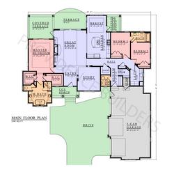 Woodhall II Main Plan