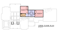 Bonneval Upper Plan