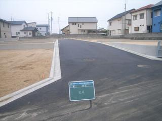 自社分譲宅地造成開発工事