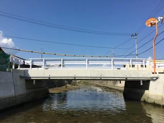 橋りょう架替工事