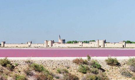 Aigues Mortes et ses paysages exceptionnels