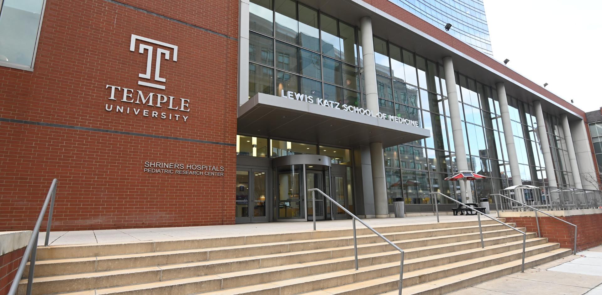 Temple University Health Sciences Campus