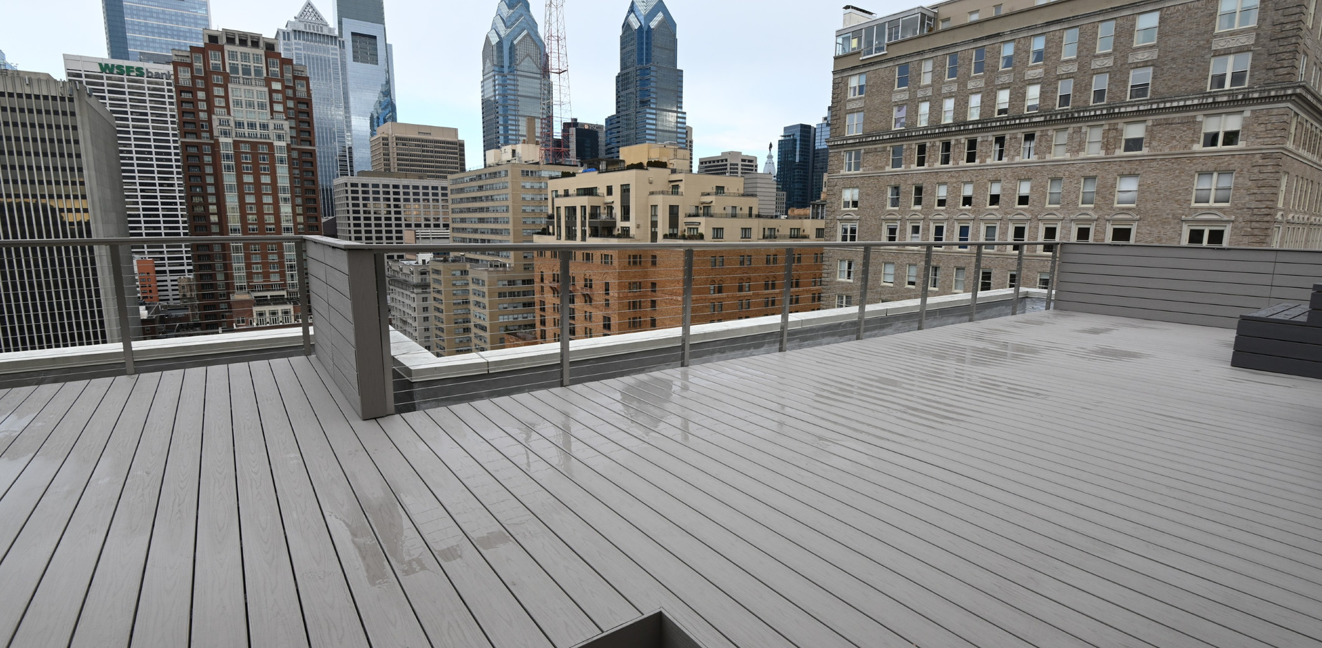 Rittenhouse Savoy Roofing Replacement, S