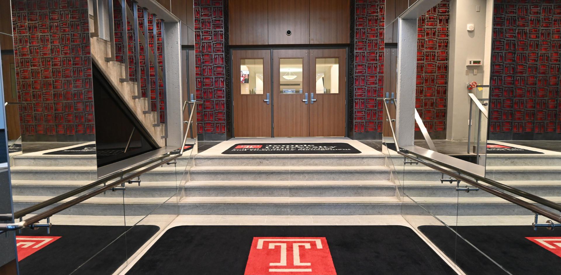 Temple University Speakman Hall East Lob