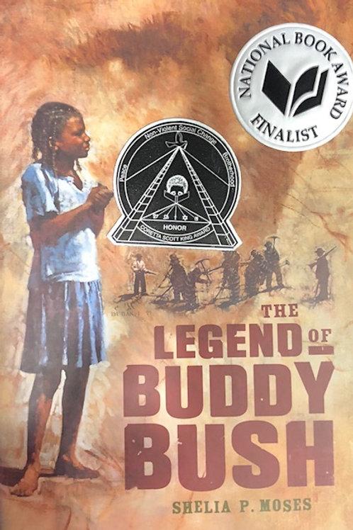 The Legend of Buddy Bush - Hardback