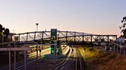 Wayville Station and Pedestrian Overpass, Wayville