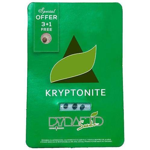 FEM - KRYPTONITE X3 UNIDADES + 1 GRATIS
