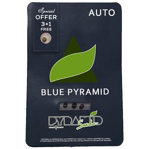 AUTO - BLUE PYRAMID X3 UNIDADES + 1 GRATIS