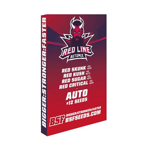 AUTO (MIX) - RED LINE X12 UNIDADES