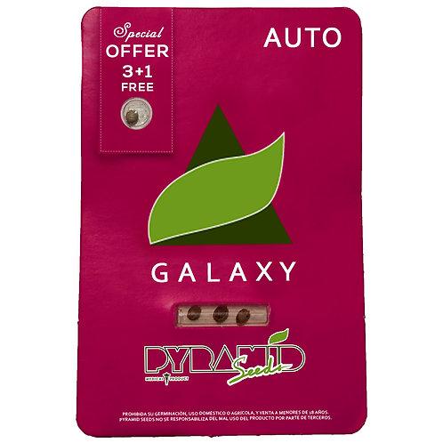 AUTO - GALAXY X3 UNIDADES + 1 GRATIS