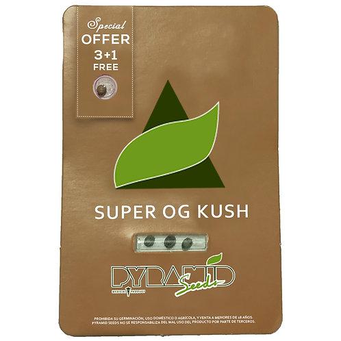 FEM - SUPER OG KUSH X3 UNIDADES + 1 GRATIS