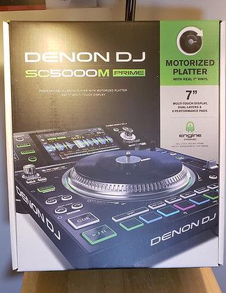 Denon DJ SC5000M Prime Media Player (Open Box; Like New)