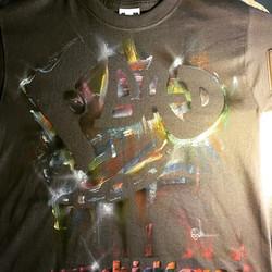 A New Shirt for Kids ! Please Follow _shirtfever #art New shoes #shoes Art #shoes #Shirt #design #sh