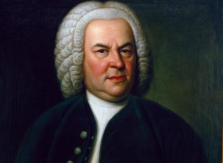 Bach Meditating on Time