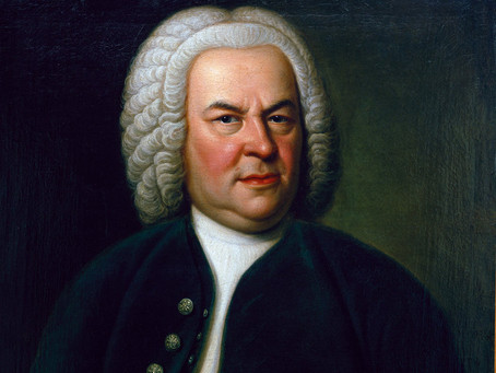 Bach Meditating on Time