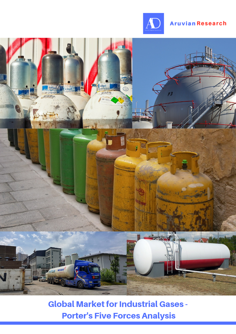 Global Market for Industrial Gases Porte