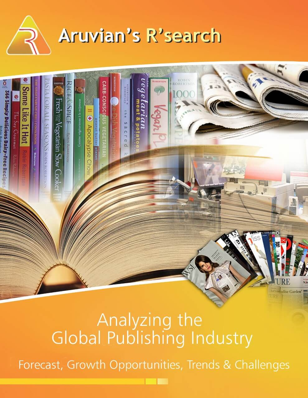 Analyzing the Global Publishing Industry