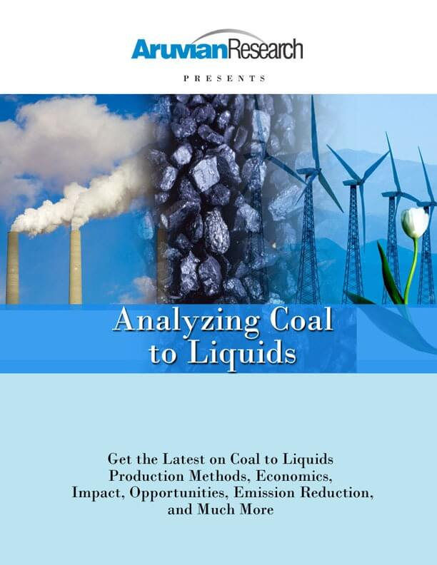 Analyzing Coal to Liquids