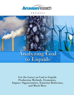 Analyzing Coal to Liquids