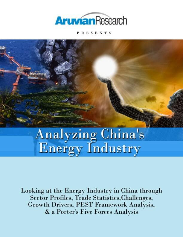 Analyzing China's Energy Industry