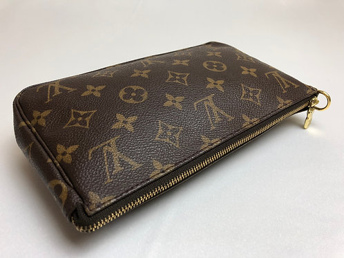 Louis Vuitton Monogram Pochette,Louis Vuitton purse, vintage Louis Vuitton purse, vintage purse, Louis Vuitton