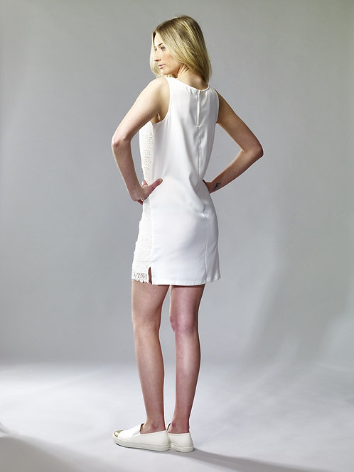 lace dress, summer collection, womens clothing, women's fashion,www.preve.com
