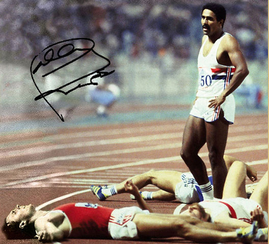 Daley Thompson, DT10Sports.com,protein bars and shakes.