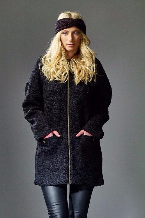 Violet Coat