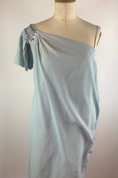 Alice by Temperley dress, One shoulder dresses, preloved dresses, preloved designer dresses, www.preve.com