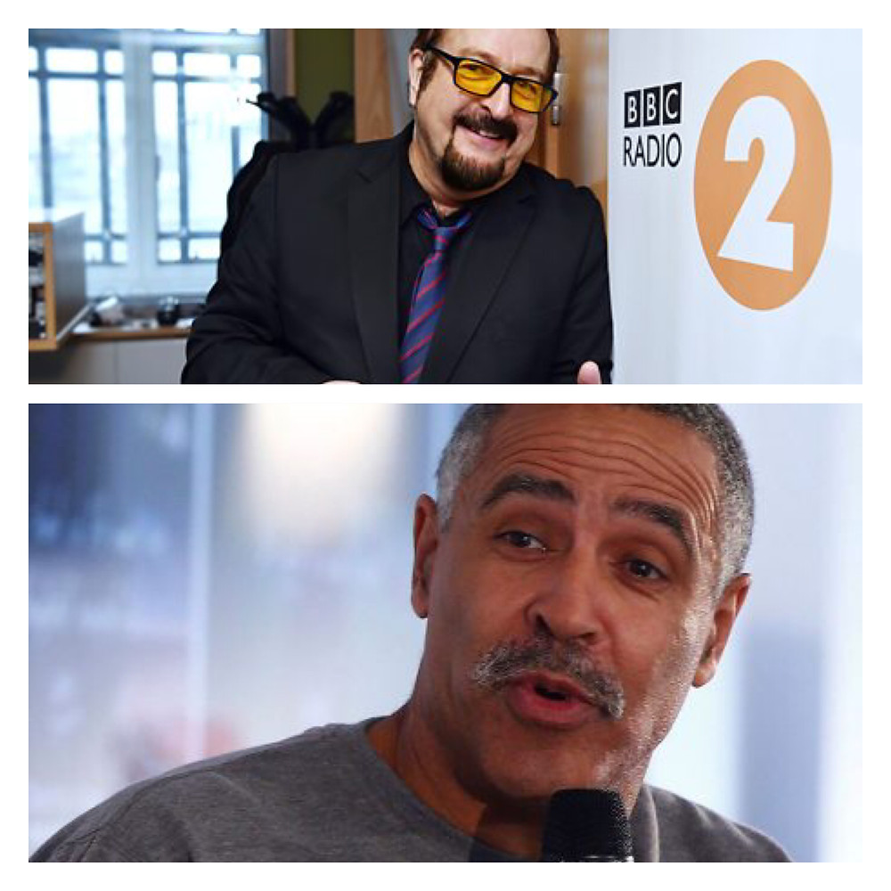 Daley Thompson, Radio 2, Steve Wright, DT10Sports.com.