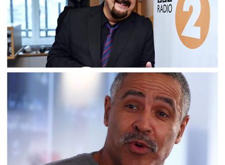 Daley Thompson on Radio 2