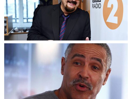 Daley Thompson on Radio 2
