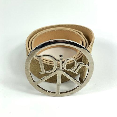 Christian dior peace belt, Christian Dior, belts, vintage accessories, Vintage designer accessories, www.preve.com