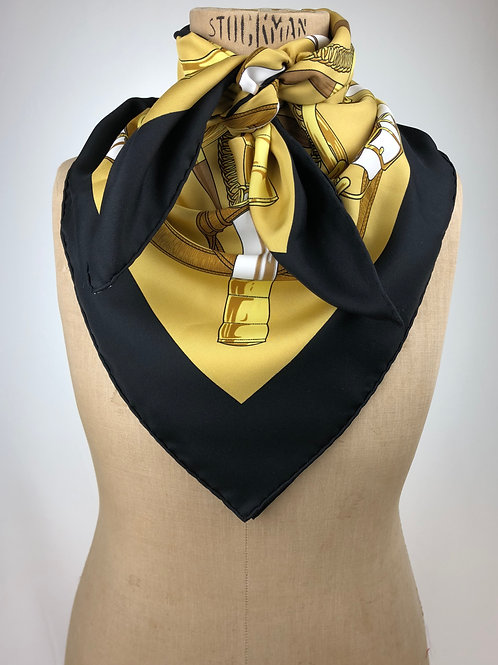 Hermes Eperon d'Or silk scarf,Hermes 1974 scarf, Hermes scarves, Hermes, Vintage hermes Scarf