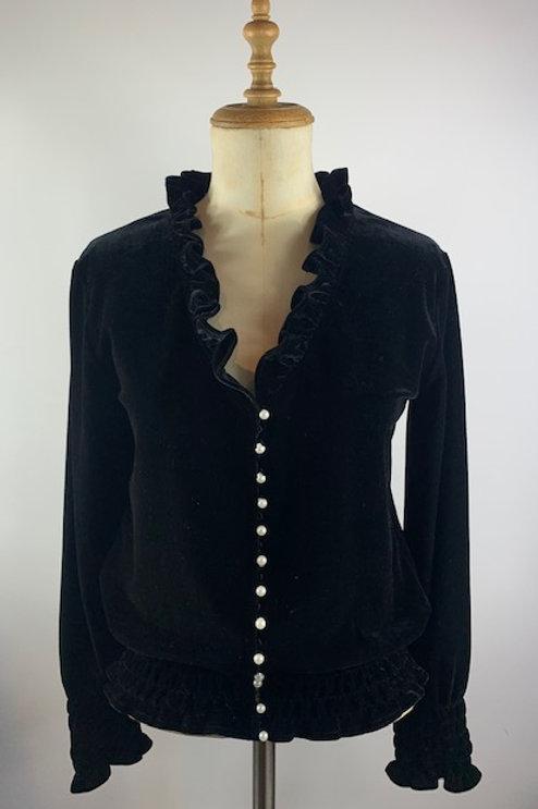 Vintage Wanli Fashion Shirt
