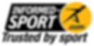 Informed sports approved. DT10 sports products are Informed sports approved.