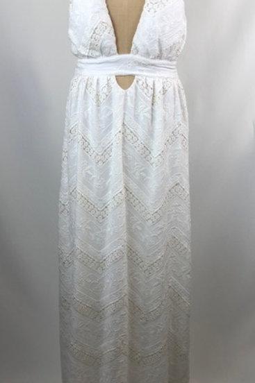 maxi lace dress, maxi dress, lace maxi dress, preloved clothing, womens clothing, www.preve.com