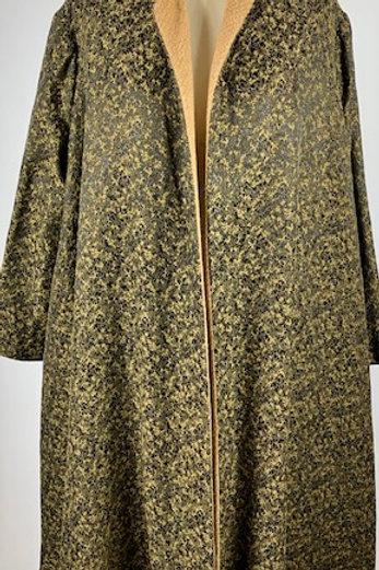 Vintage Molyneux Open Swing Coat