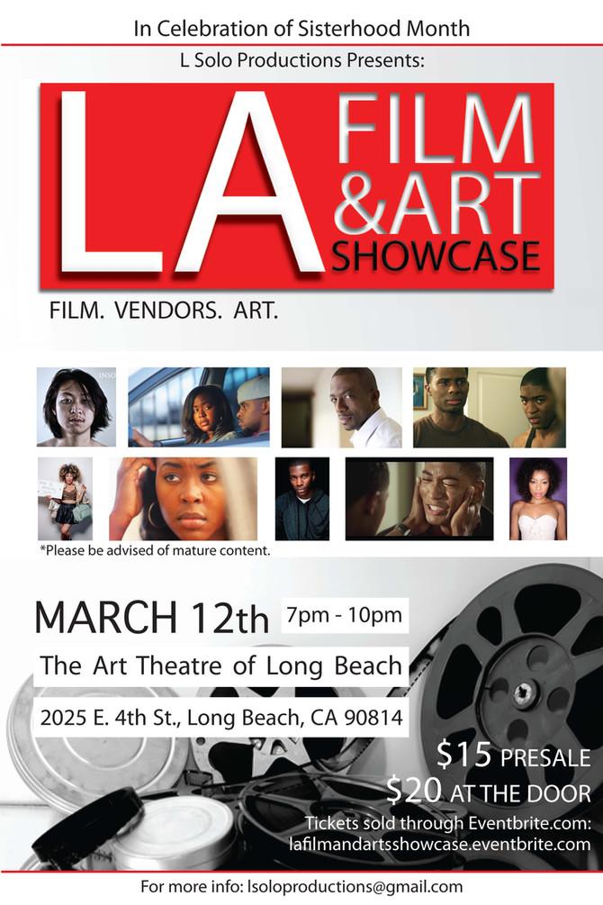 2015 LA Film & Arts Showcase