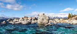 Bonzai Rock, Lake Tahoe, Ca