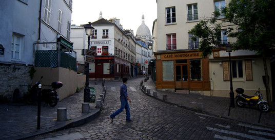 Montmartre Morning