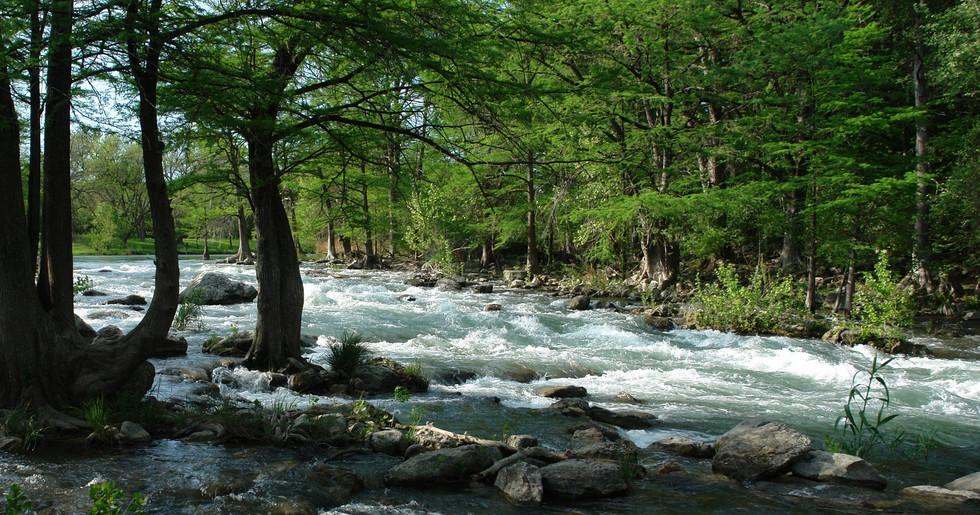 Cyan River