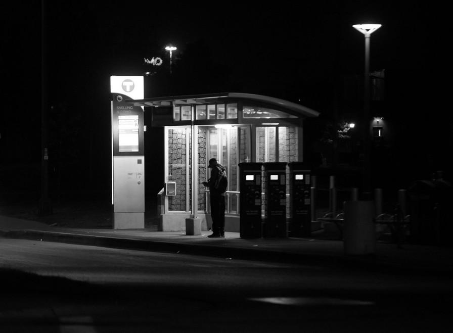 Last Bus of the Night