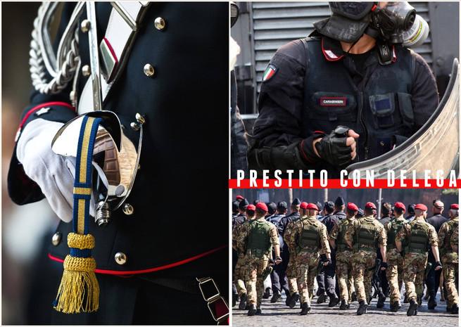 Prestito carabinieri